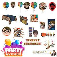 Harry Potter Favours Party Supplies Balloons Confetti Themed Party