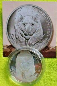 Schad Löwin 5000 Fr Proof Coin