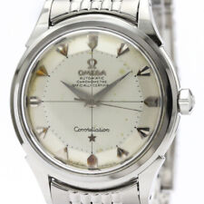 OMEGA Constellation Chronometer Cal 505 Rice Bracelet Steel Watch 2852 BF508142