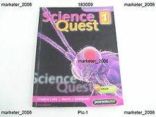 SCIENCE QUEST 1 LOFTS & EVERGREEN 3RD EDITION JACARANDA PLUS 2000