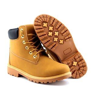 Boots Combat Boots Man/Woman Premium Boot Trekking Black/Camel Shoes