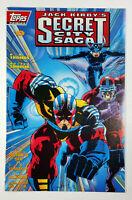 Jack Kirby's Secret City Saga #0 & #1 (1993) Topps Comics Set of 2