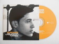 JAYSON TORRES : SLOWHAND ( 2 VERSIONS ) [ CD SINGLE ] ~ PORT GRATUIT