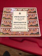 Prokofiev, Ivan The Terrible