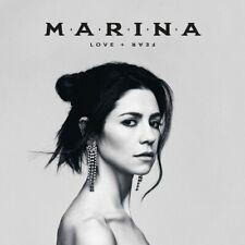 Love + Fear - Marina (Album) [CD]