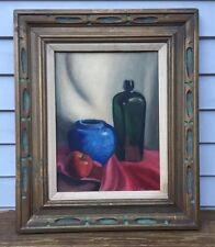 Abba Colburn Fernald (1907-1984) Artist Sighed Original Oil on Canvas Beautiful!