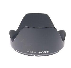Genuine Sony SH0005 Lens Hood for Carl Zeiss Vario-Sonnar T* 16-80mm f/3.5-4.5