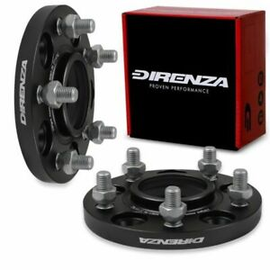 DIRENZA 5x110 30mm ALLOY WHEEL SPACERS FOR VAUXHALL OPEL SIGNUM OMEGA CALIBRA