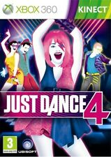 JUST DANCE 4 KINECT XBOX 360