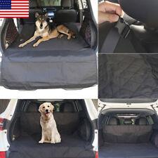78''×42'' US Car SUV Pet Boot Mat Dog Cat Cover Trunk & Cargo Liner Waterproof