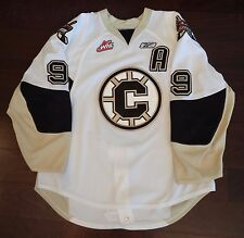 KEVIN SUNDHER CHILLIWACK BRUINS DEFUNCT GAME WORN USED JERSEY WHL CHL