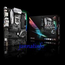Asus STRIX-H270F Gaming motherboard ATX/LGA1151/DDR4/SATA 6Gbs/USB 3.1 Type C