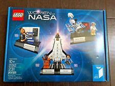 Lego IDEAS Women of NASA 21312 - NEW - In Hand [Can Ship Quickly] STEM Toy