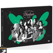 GIRLS' GENERATION 4TH TOUR DVD [ PHANTASIA ] IN SEOUL 2DVD+POST CARD BOOK SNSD