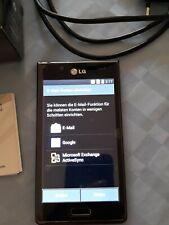 LG-P700 / schwarz /wenig gebraucht