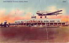 LOVE FIELD AIR TERMINAL, DALLAS, TX 1948