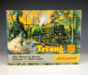Tri-ang Hornby - The Story Of Rovex Vol.1 1950-65 Book - By Pat Hammond