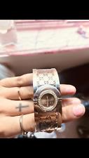 Gucci silver women's watch