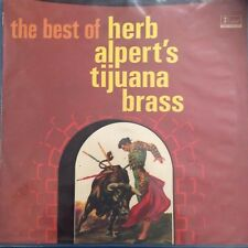 The Best of Herb Alpert's Tijuana Brass - LP Vinyl Record