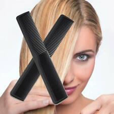 Hair Comb Mens Women Pocket Salon Barber Hairdresser Combs 1pcs Black New!~ O7S3
