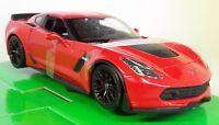 Nex models 1/24 27 Scale 2017 Chevrolet Corvette Z06 Red Diecast model car