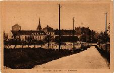 CPA  Jouarre (S.-et-M.) - L'Abbaye  (249396)