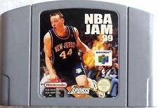 CARTUCCIA NINTENDO 64 NBA JAM 99 RETRO GAME PAL SPORTS
