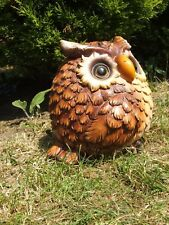 LATEX MOULD/MOULDS/MOLDS.     LARGE STANDING OWL.