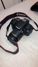 Canon EOS Rebel T3i 18.0MP Digital SLR Camera - Black WITH EXTRA LENS CAP + 2BAT