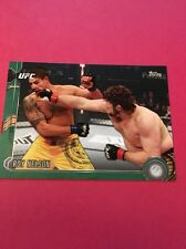 Roy Nelson UFC 2015 Topps Chronicles Green#94  278/288