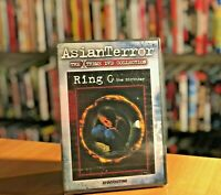 RING 0 THE BIRTHDAY Norio Tsuruta o (2000) DVD NUOVO E SIGILLATO J-HORROR