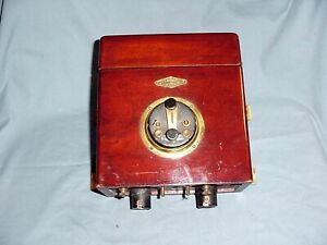 National 2 Cyl Vintage Dash Ignition Coil Box Reo Oldsmobile Maxwell Franklin