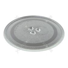 Hinari Microwave Turntable 245mm 9.5 Inches  3 Fixings Dishwasher Safe