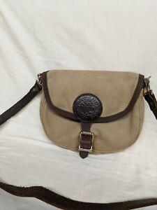 Duluth Pack small shell bag #50, brown khaki
