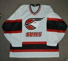 Vtg San Diego Gulls IHL CCM Hockey Jersey Medium Blank