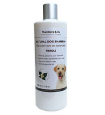 Chambers Natural Shampoo for Dogs Sensitive or Itchy Skin Essential Oils 500ml