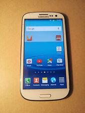 Samsung Galaxy S III GT-I9300 - 16GB - Marble White (Unlocked) Smartphone