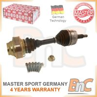 # GENUINE MASTER-SPORT GERMANY HEAVY DUTY FRONT DRIVE SHAFT FOR MERCEDES-BENZ