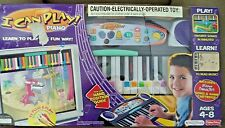FISHER PRICE I CAN PLAY PIANO SYSTEM J7522 NEW