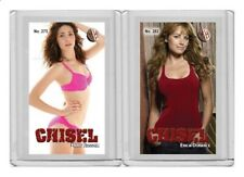 Erica Durance rare MH Chisel #'d 2/3 Tobacco card no. 282