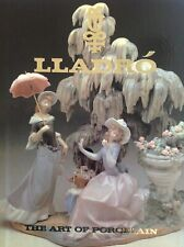 1980 Lladro The Art of Porcelain Hardcover Book Excellent Condition