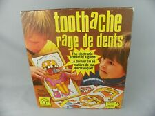 Vintage Tooth Ache Board Game by Waddingtons Works!