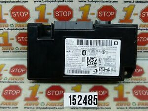 2011-2016 CHRYSLER TOWN & COUNTRY COMMUNICATION CONTROL MODULE 05091960AA OEM