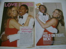 Mariah Carey, Nick Cannon Clipping Packet #1