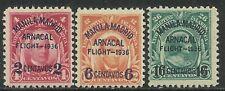 U.S. Possession Philippines Airmail stamp scott c54, c55 & c56 issues mnh - #18