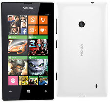 New Nokia Lumia 525 Dual-Core 5MP 3G HSDPA (FACTORY UNLOCKED) 8GB White Phone