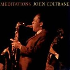 Meditations by John Coltrane (CD, Sep-1996, Impulse!) Remastered Digipack