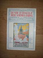 RIVISTA LE VIE D'ITALIA E DELL'AMERICA LATINA - N.9 1930 SETTEMBRE - (OK3)