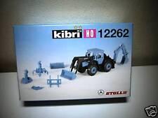 """mercedes - pelle12262 """"kibri"""" HO pour train electrique"""