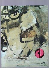 galleria d arte pace - catalogo asta arte moderna contemporanea 13 aprile 2000